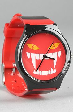 The Mishka Kill With Power Watch in Red