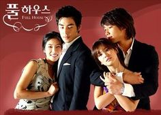 """Full House"" Korean drama. A cute intro to the Korean drama world."