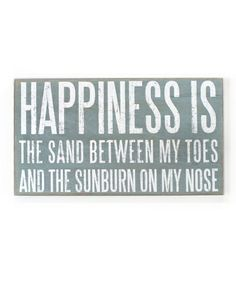 Happiness is the sand between my toes and the sunburn on my nose, it's just part of being a California girl :)