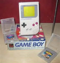 Image Search Results for popular toys from the 1990s. i gav my Gameboy to a boy in middle school so he would like me better it worked no joke!!! lol