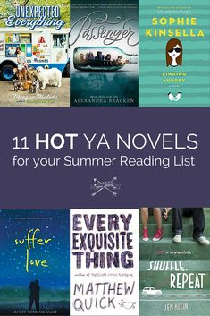 Your YA summer readi