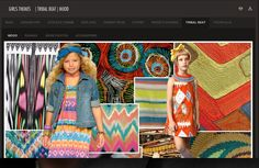 beats, trend 2015, trend tribal, design trends, tribal beat, kid trend, bright colors, color trends, 2015 trend
