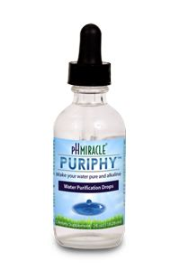 With just a few drops puripHy acts as an antioxidant and oxygen catalyst, helping your blood absorb more oxygen from the water you drink