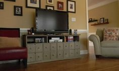 Entertainment Center projects