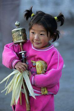 Full Hands - Tibet