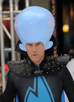 Will Ferrell is Megamind!