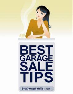 Best Garage Sale Tips
