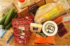 A dietician's top 20 picks at Trader Joes