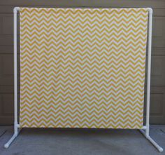 PHOTO BOOTH CHEVRON Backdrop Wedding Photo Booth by MyModernHome, $115.00