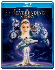 The Neverending Story [Blu-ray]: Noah Hathaway, Barret Oliver, Moses Gunn, Patricia Hayes, Gerald McRaney, Thomas Hill, Wolfgang Petersen, Mark Damon: Movies & TV