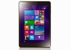 Lenovo Miix 3 Windows 8 Tablet Unveiled