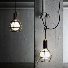cage lighting