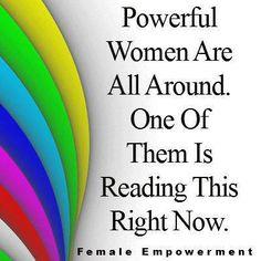 powerful women all around