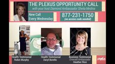 Plexus Opportunity Call - July 30th, 2014