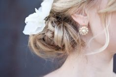 gorgeous #wedding #hair #updo