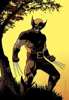Wolverine by Declan Shalvey