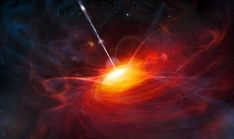 Astronomers have identified a group of quasars that is four billion light-years wide. The laws of physics say things this large shouldn't even exist.