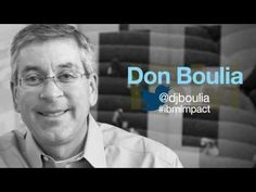 #ibmimpact hot topic: IBMer Don Boulia on businesses in motion