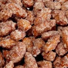 Crock-Pot Candied Almonds