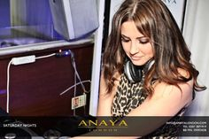 Female DJ! #DJ #music #club #london #girl