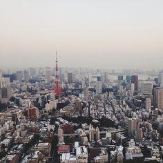 Tokyo / photo by Erika Pham