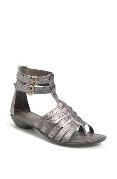 Must have metallic sandals!