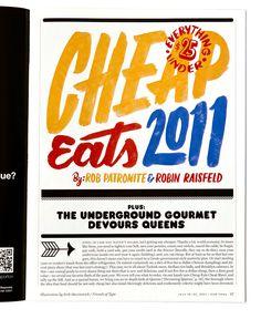 Cheap Eats – New York Magazine   Erik Marinovich