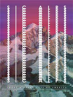 Sic Alps / Concert Poster