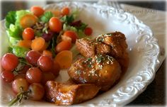 easy crockpot BBQ chicken