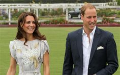 Duke and Duchess of Cambridge.    Photo: Getty Images