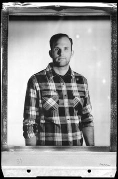 taken by Jeffrey Holder using Impossible 8x10 film