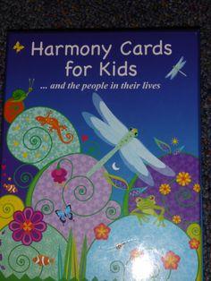 harmoni card, kid