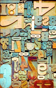 We Love Typography