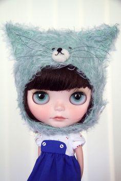 kitty hat Blythe