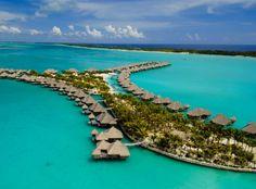 Bora Bora... island heaven
