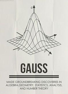 Gauss | Flickr: Intercambio de fotos