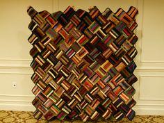 basket weav, art quilt, weav quilt, 1920s quilt, quilt idea