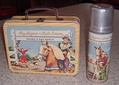 roy rogers lunch kit