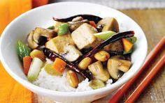 Chinese Vegetarian Gongbao