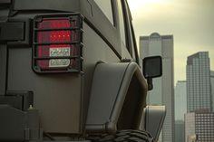 2014 Jeep Wrangler Unlimited NightHawk 7
