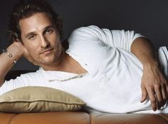 Matthew McConaughey hot-stuff