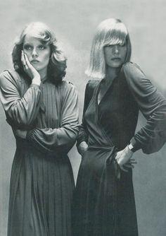 Photo by Alex Chatelaine, 1973.