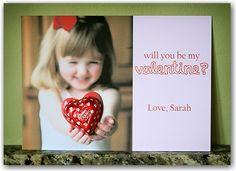Photo Candy Valentine