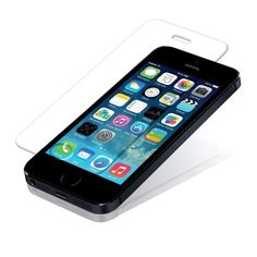5pcs iPhone 5 Tempered Glass Screen Protector #Unbranded