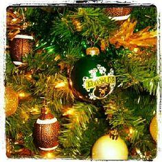 """My #Baylor Christmas tree!"" (via @vdwhite418) // What does your Baylor Christmas look like?"