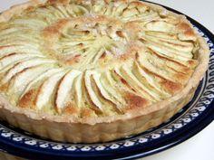 Almond and Apple Tart