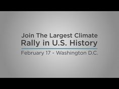 Yes!!! Michael Brune, executive director of the Sierra Club, is calling citizens of US, (you, me) to come to the Largest Climate Rally in History and bring your mama!