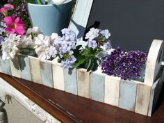 20 Paint Stick DIY Projects and they are AWESOME