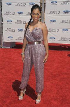 LaLa @BET awards 2012