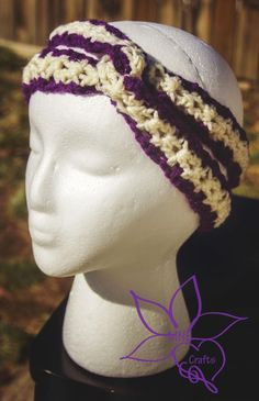 """""""Getting Knotty"""" Head Wrap « The Yarn Box"""